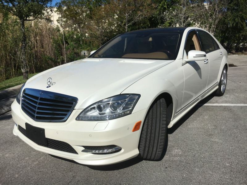 2011 mercedes benz s class for sale by owner in miami fl 33191. Black Bedroom Furniture Sets. Home Design Ideas