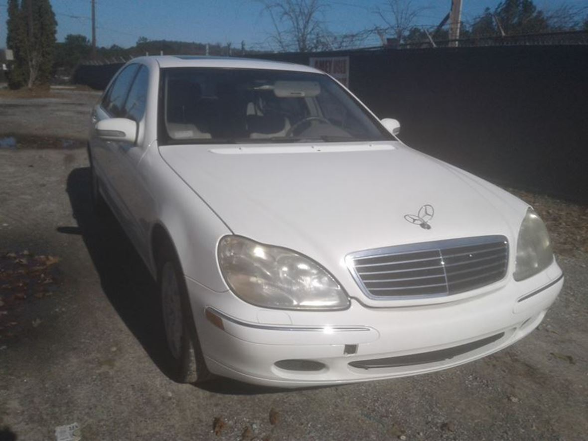 2002 mercedes benz s420 for sale by owner in atlanta ga 39901 for Used mercedes benz in atlanta ga