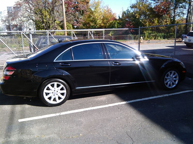 2007 mercedes benz s550 4matic by owner in bridgeport ct 06699. Black Bedroom Furniture Sets. Home Design Ideas