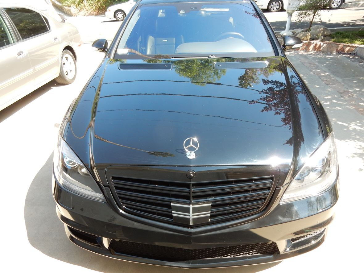 2008 mercedes benz s63 amg 2013 look by owner tarzana