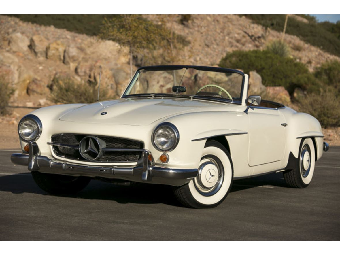 1961 Mercedes-Benz SL-Class for sale by owner in North Las Vegas