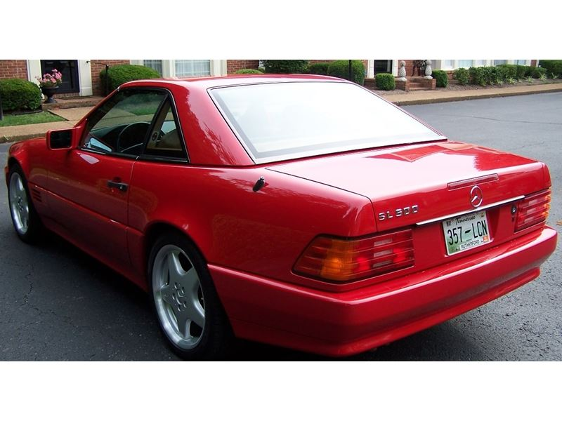 1992 mercedes benz sl class classic car nashville tn for Mercedes benz used car locator