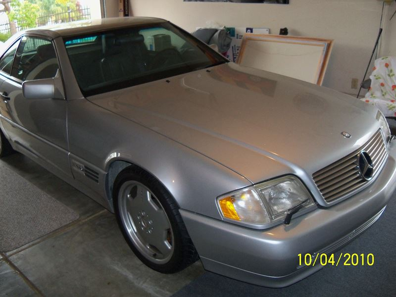 1994 mercedes benz sl class sale by owner in san jose ca for San jose mercedes benz