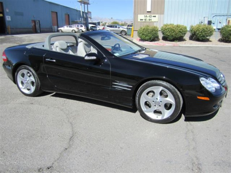 2003 mercedes benz sl class sale by owner in las vegas nv