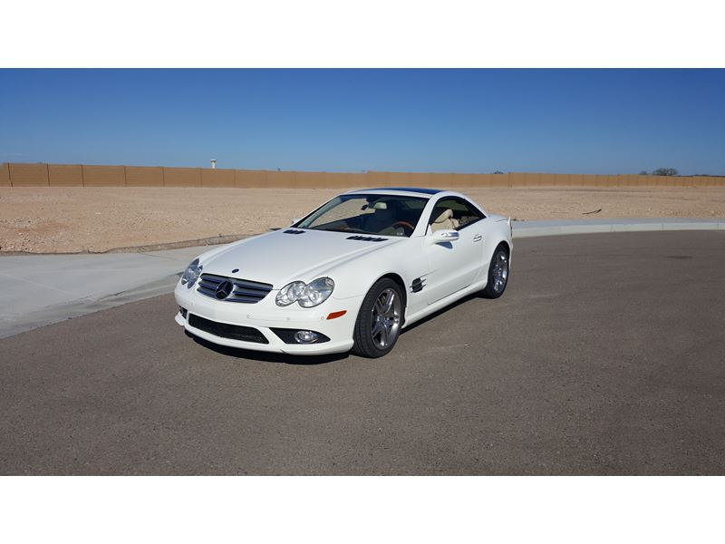 2007 mercedes benz sl class by owner in litchfield park for Mercedes benz used car locator