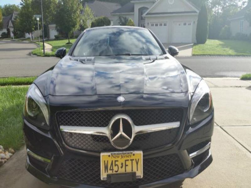 2013 mercedes benz sl class for sale by owner in ocean for Mercedes benz for sale in nj