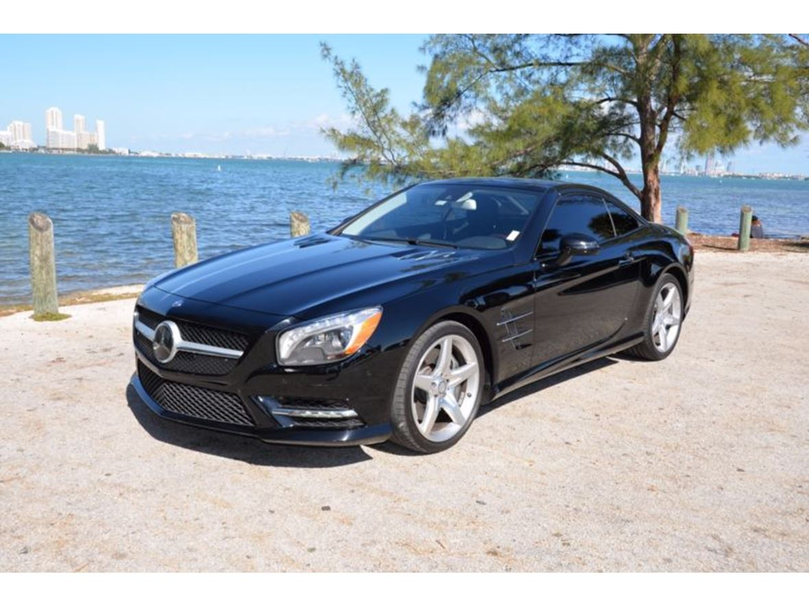 2013 mercedes benz sl class by owner in saint augustine for Mercedes benz for sale by owner in florida