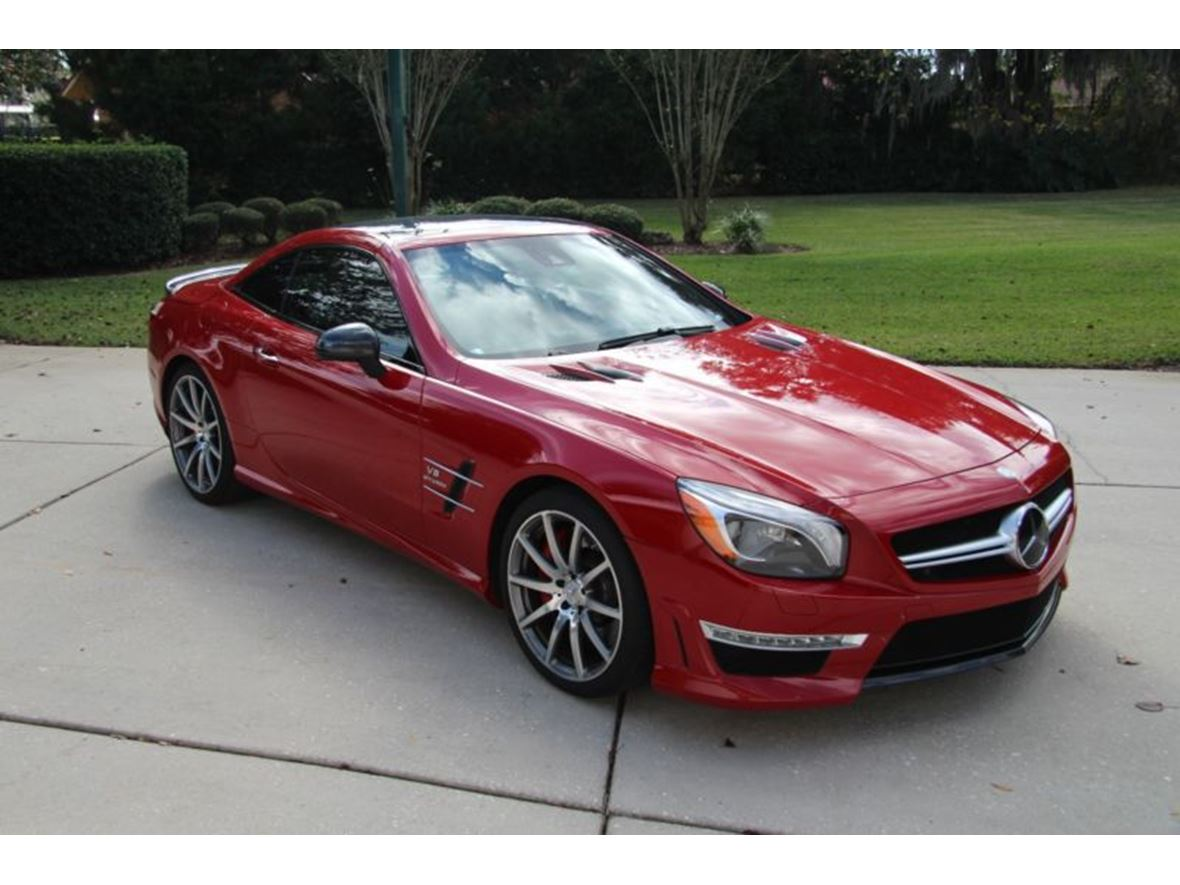 2014 Mercedes-Benz SL-Class for sale by owner in Pensacola