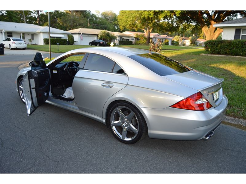2006 mercedes benz cls 55 amg by owner in clearwater fl 33769 for Clearwater mercedes benz