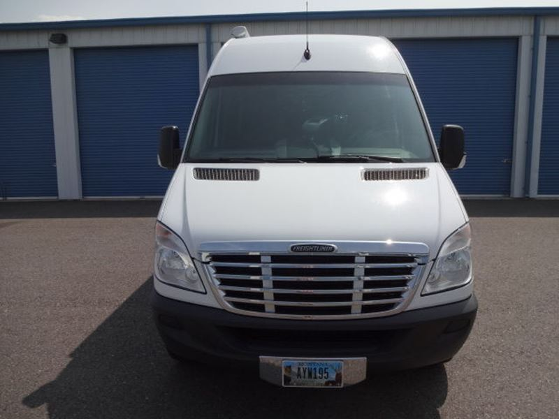2007 mercedes benz sprinter 2500 sale by owner in hysham for Mercedes benz sprinter 2500 mpg