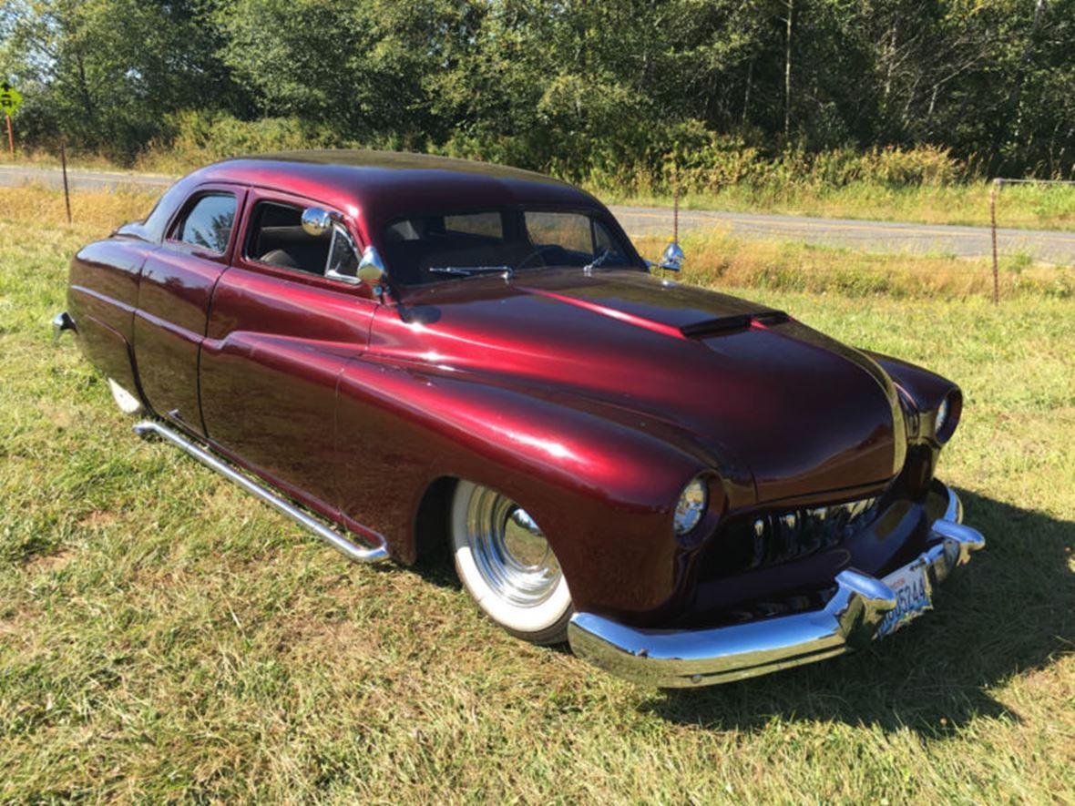 1950 Mercury Custom Antique Car Bow Wa 98232