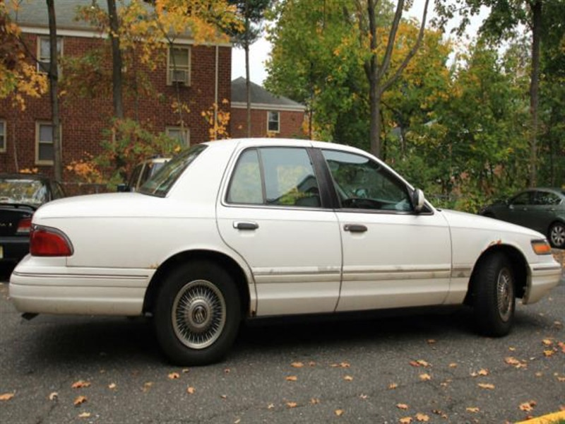 1997 Mercury Grand Marquis For Sale By Owner In Sewell Nj