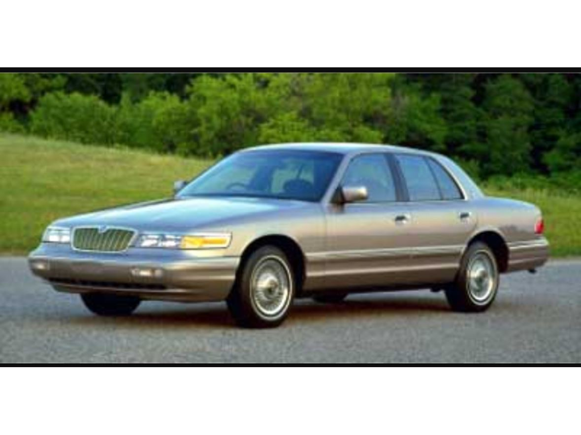 1997 mercury grand marquis for sale by owner in chicago. Black Bedroom Furniture Sets. Home Design Ideas