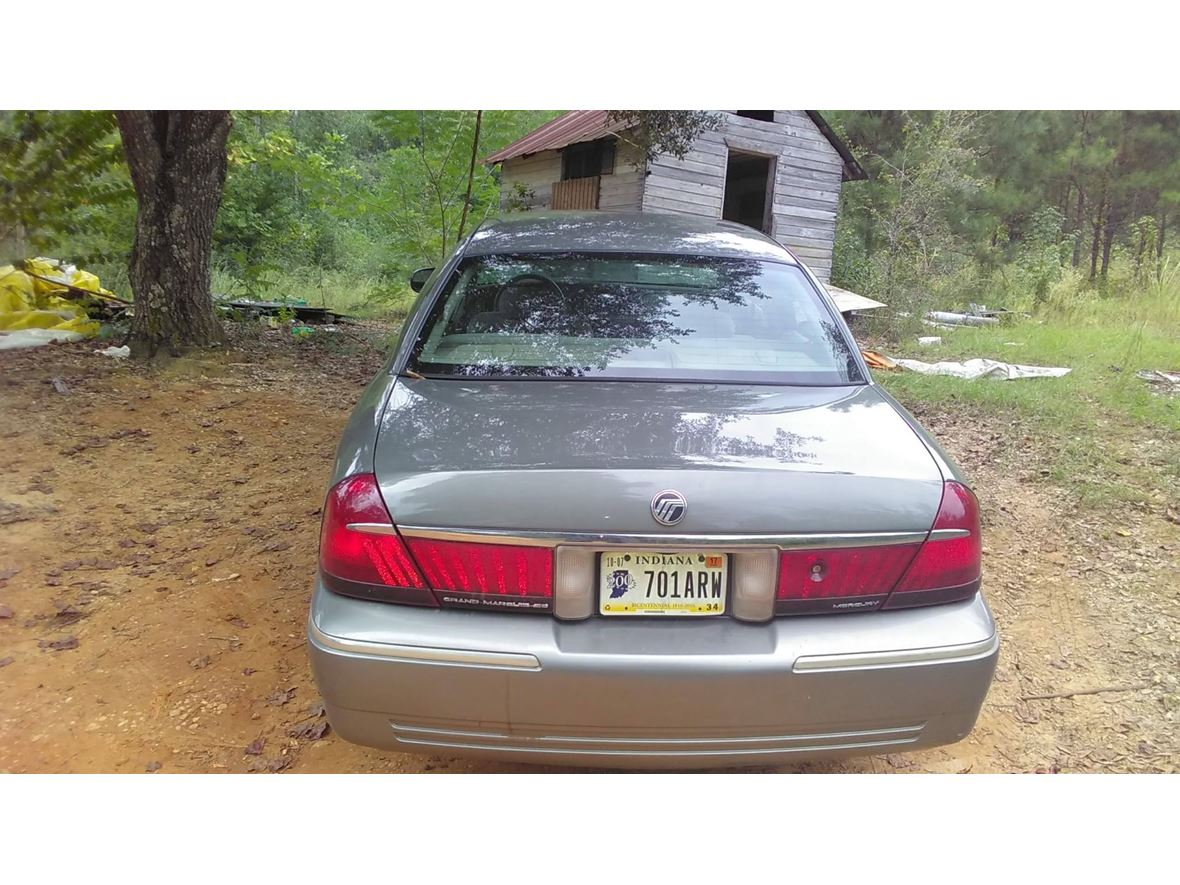 2001 Mercury Grand Marquis for sale by owner in Plantersville