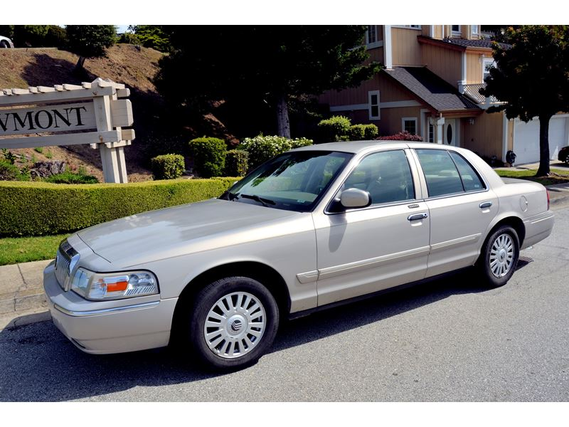 2007 Mercury Grand Marquis for sale by owner in SAN FRANCISCO