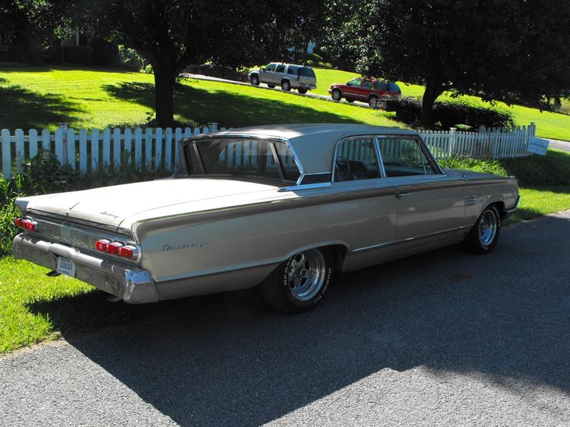 1964 Mercury Montclair Breezeway - Antique Car - Cookeville, TN 38501