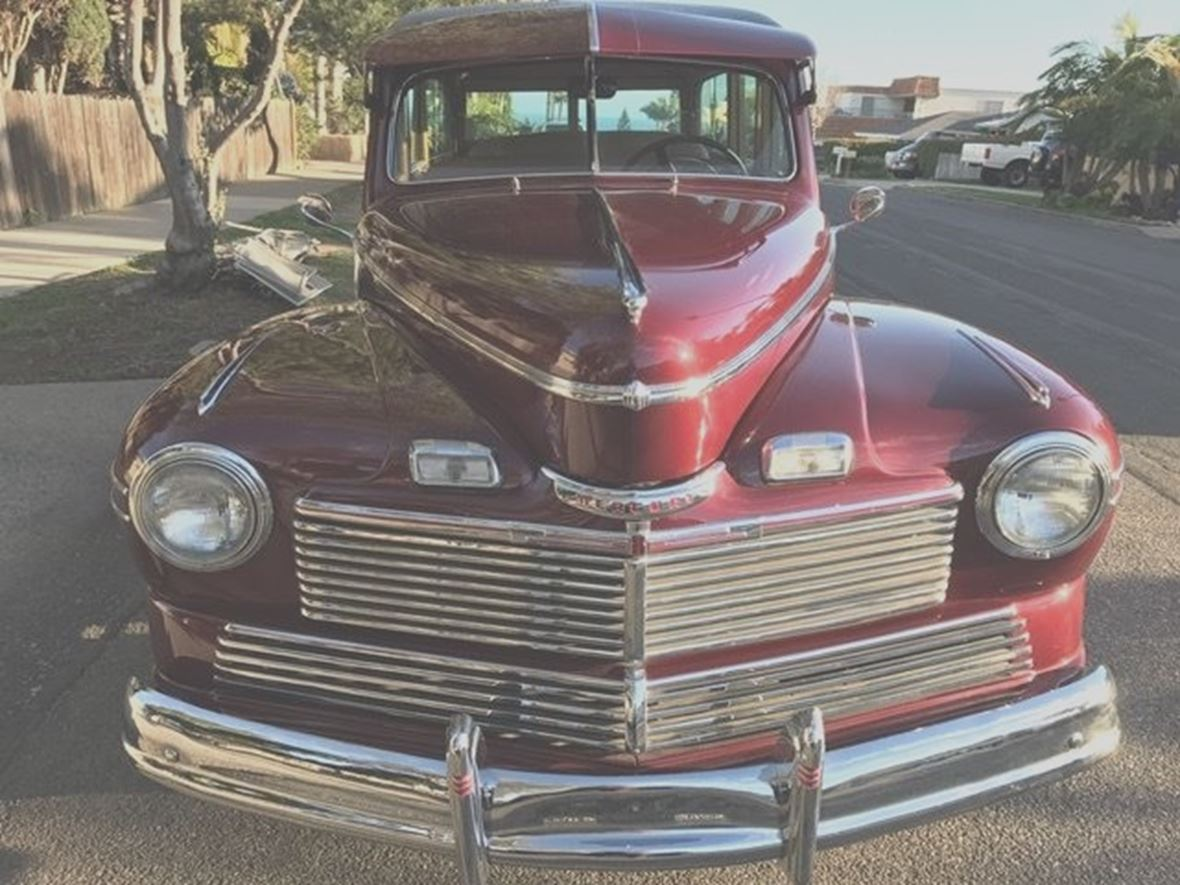 1942 Mercury Woody Station for sale by owner in Taylor
