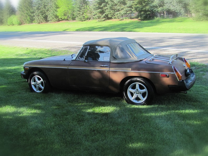 1980 mg b classic car by owner in sterling heights mi 48312 for B b for sale by owner
