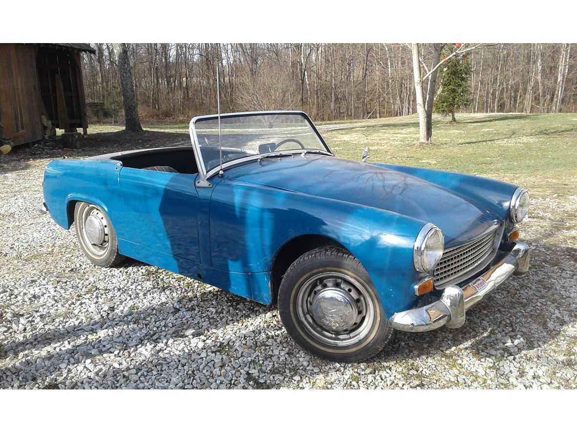 1962 mg mgb classic car for sale by owner in salem in 47167. Black Bedroom Furniture Sets. Home Design Ideas