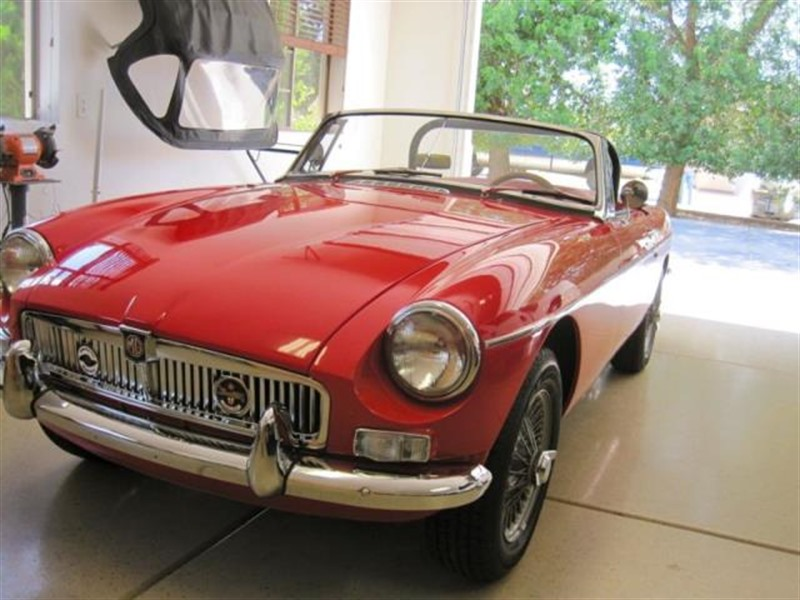 1967 MG Mgb - Classic Car for Sale by Owner in Raleigh, NC 27699