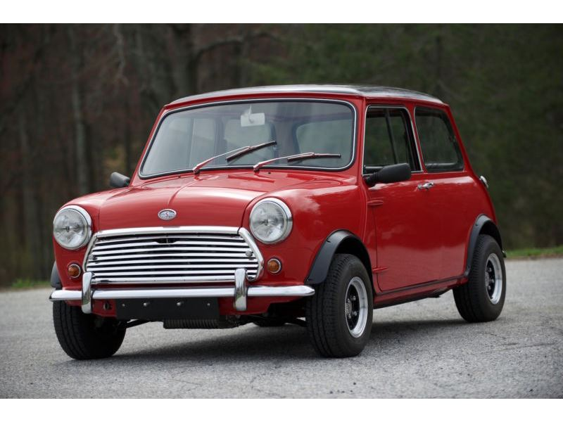 1968 mini cooper classic car for sale by owner in avella pa 15312. Black Bedroom Furniture Sets. Home Design Ideas