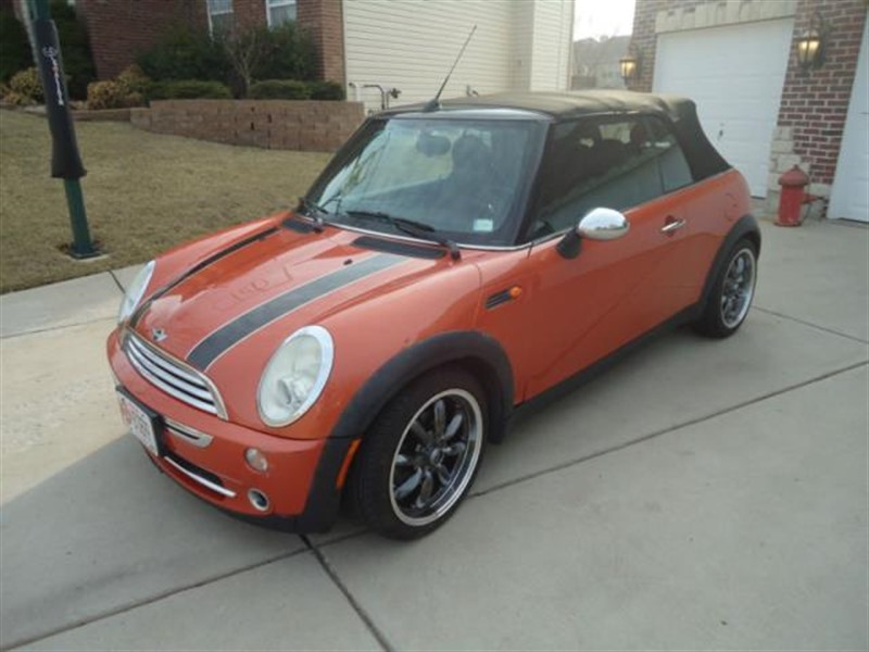 2005 mini cooper for sale by owner in cape girardeau mo 63702. Black Bedroom Furniture Sets. Home Design Ideas