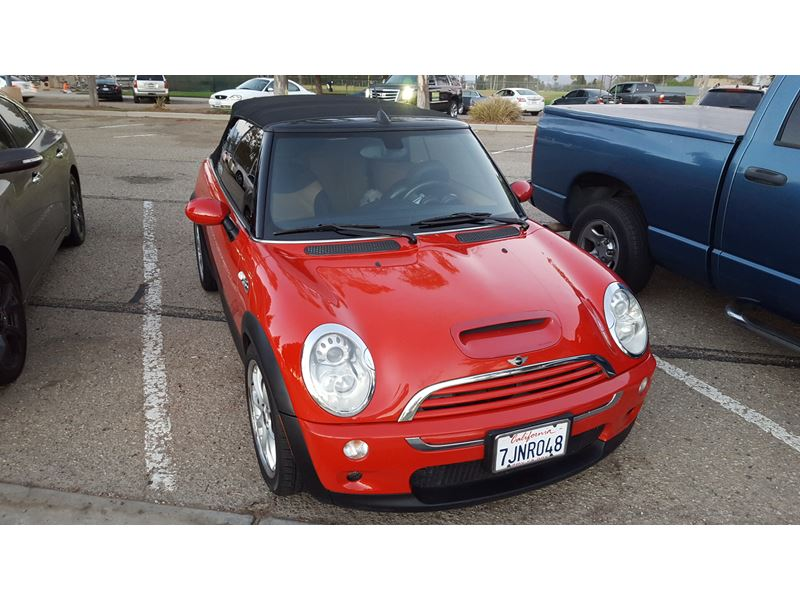 2005 mini cooper for sale by owner in ventura ca 93009. Black Bedroom Furniture Sets. Home Design Ideas
