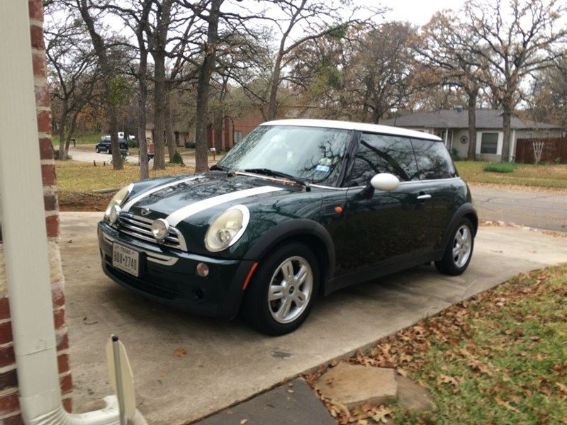 2006 mini cooper for sale by private owner in bedford tx 76095. Black Bedroom Furniture Sets. Home Design Ideas