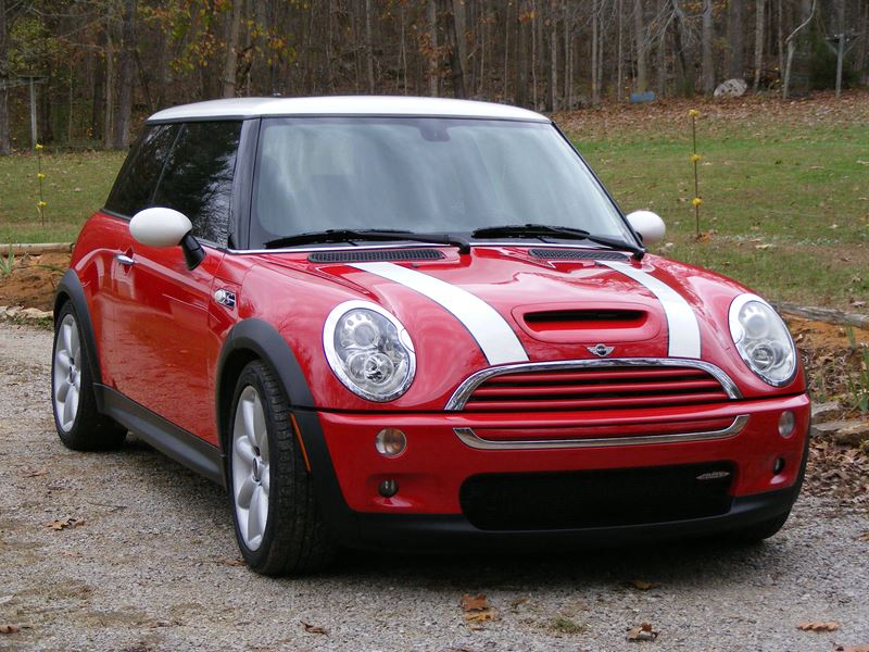 used 2006 mini cooper s for sale by owner in monticello ky 42633. Black Bedroom Furniture Sets. Home Design Ideas