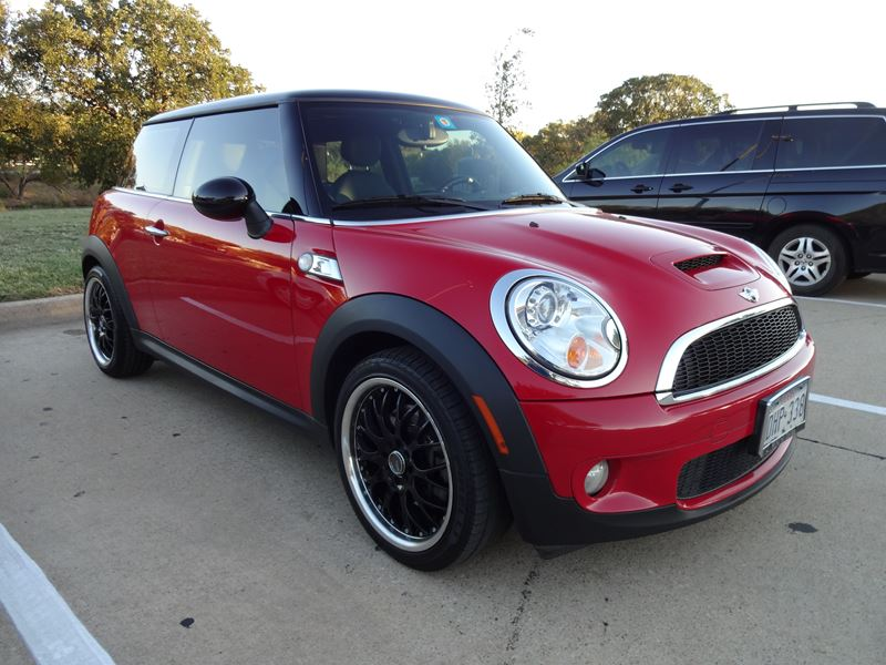 2007 mini cooper for sale by owner in arlington tx 76096. Black Bedroom Furniture Sets. Home Design Ideas