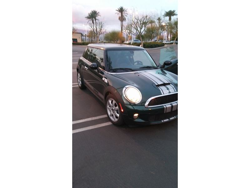 2008 mini cooper for sale by private owner in palm desert ca 92261. Black Bedroom Furniture Sets. Home Design Ideas