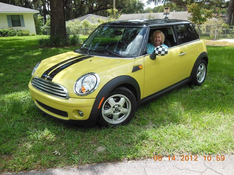 2010 mini cooper for sale by owner in inverness fl 34453. Black Bedroom Furniture Sets. Home Design Ideas