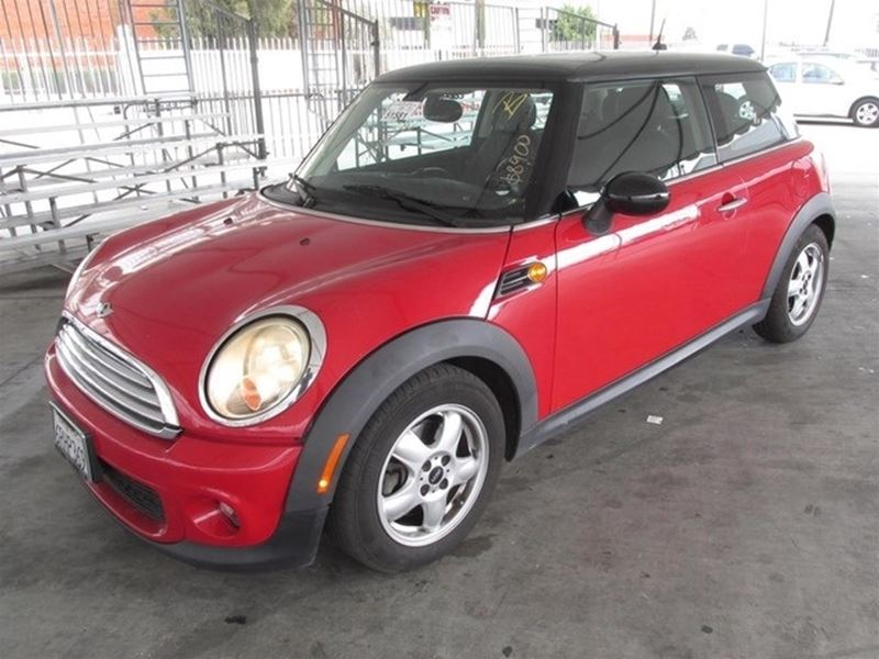 2011 MINI Cooper for sale by owner in Manassas
