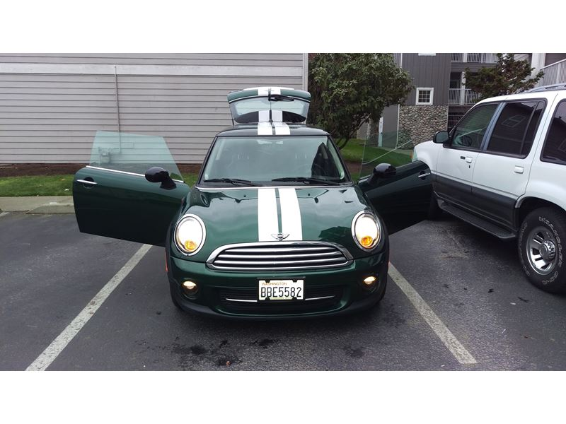 2012 MINI Cooper for sale by owner in Everett