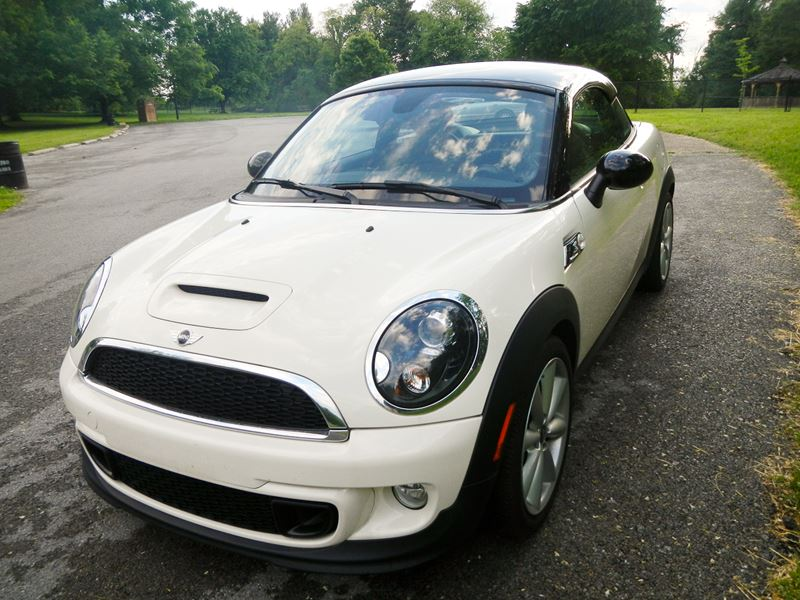 2013 Mini Cooper Coupe For Sale By Owner In Louisville Ky