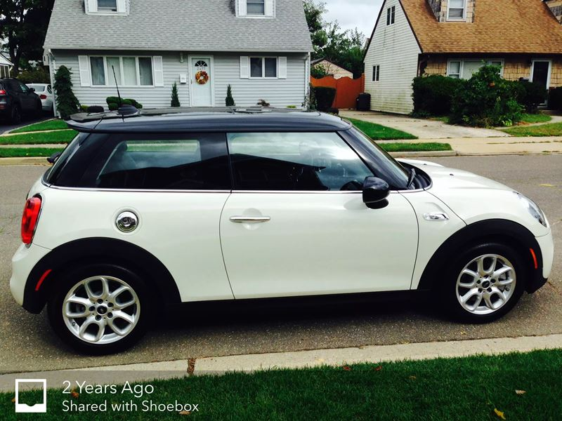 2014 mini cooper coupe for sale by owner in floral park. Black Bedroom Furniture Sets. Home Design Ideas