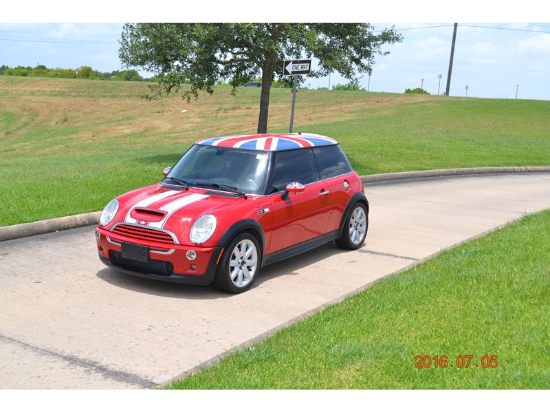 2004 mini cooper s private car sale in missouri city tx 77459. Black Bedroom Furniture Sets. Home Design Ideas