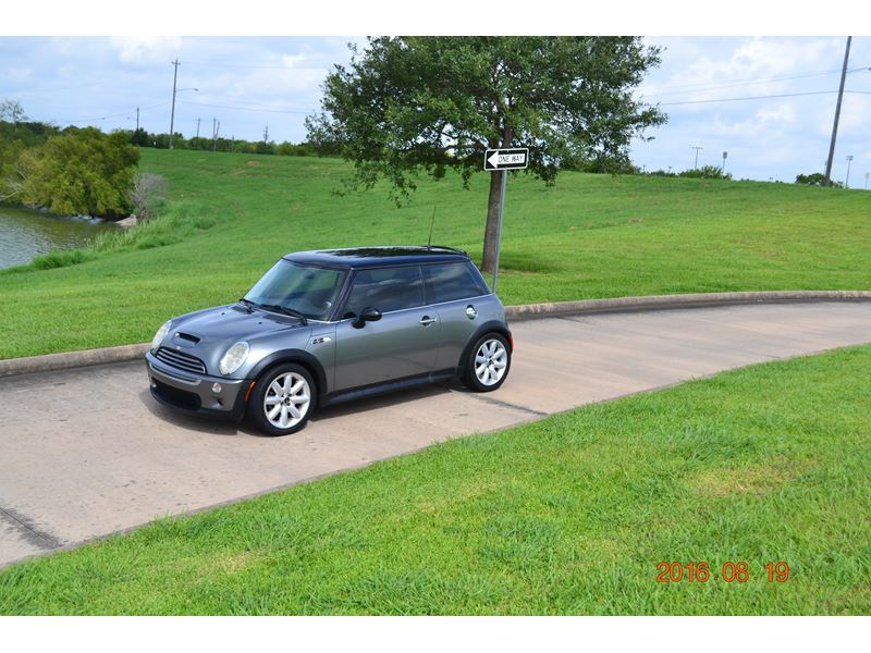 2004 mini cooper s for sale by owner in missouri city tx 77489. Black Bedroom Furniture Sets. Home Design Ideas