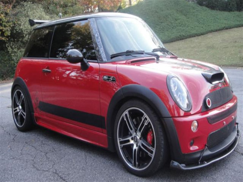 2006 mini cooper s for sale by owner in rutledge ga 30663. Black Bedroom Furniture Sets. Home Design Ideas