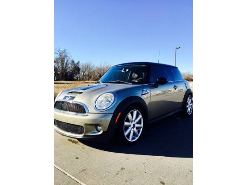 used 2009 mini cooper s for sale by owner in tulsa ok 74105. Black Bedroom Furniture Sets. Home Design Ideas