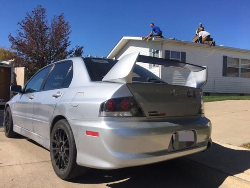 2006 Mitsubishi Lancer Evolution for sale by owner in Kennewick