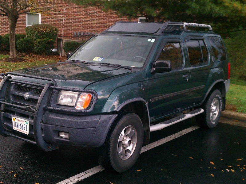 2000 nissan xterra for sale by private owner in ashburn va 20147. Black Bedroom Furniture Sets. Home Design Ideas