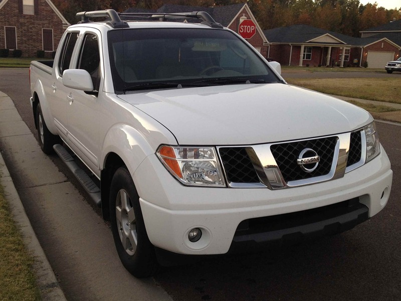 2007 nissan frontier le for sale by owner in memphis tn 38141. Black Bedroom Furniture Sets. Home Design Ideas