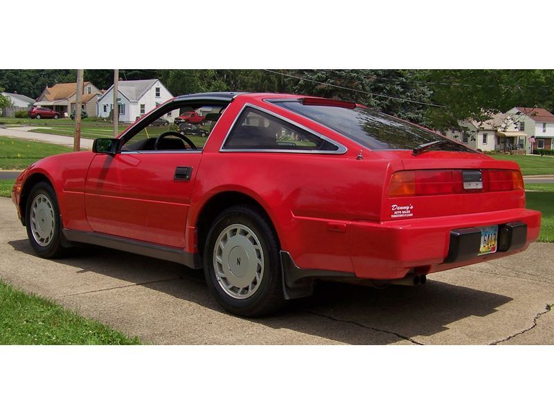 1988 nissan 300zx classic car for sale by owner in youngstown oh 44555. Black Bedroom Furniture Sets. Home Design Ideas