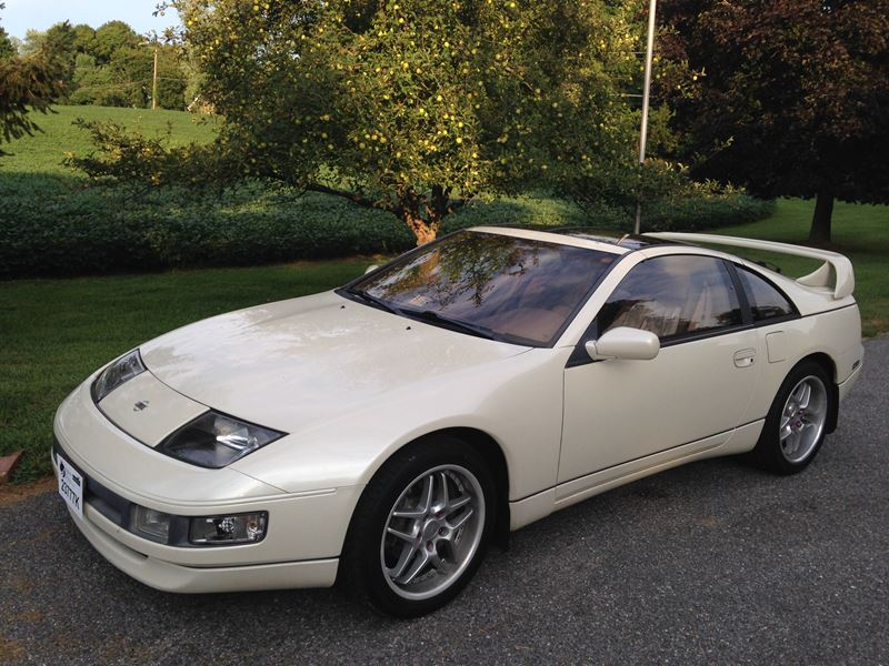1993 nissan 300zx classic car woodstock md 21163. Black Bedroom Furniture Sets. Home Design Ideas