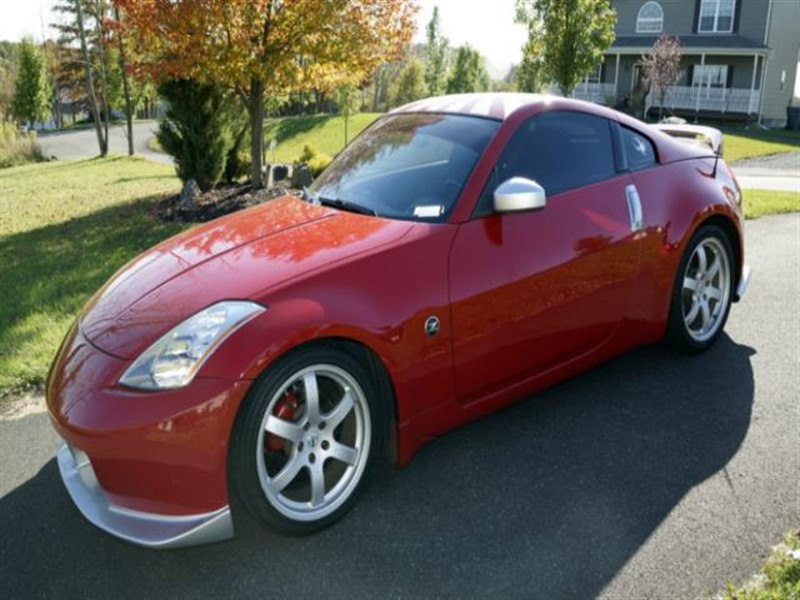 2003 nissan 350z for sale by owner in jericho ny 11753. Black Bedroom Furniture Sets. Home Design Ideas