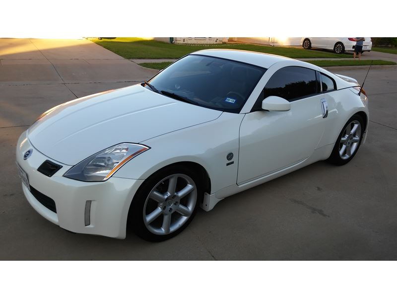 2003 nissan 350z for sale by owner in haltom city tx 76117. Black Bedroom Furniture Sets. Home Design Ideas