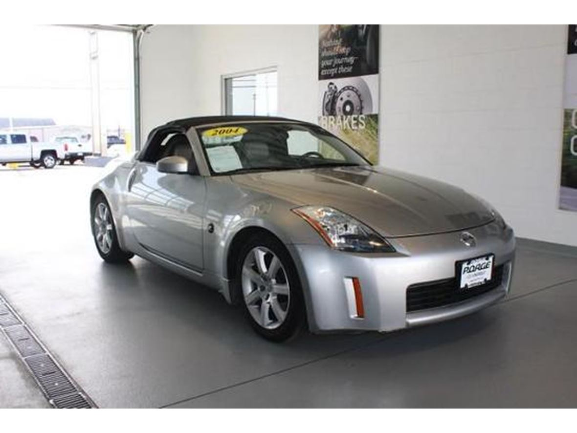 used 2004 nissan 350z for sale by owner in wentzville mo 63385. Black Bedroom Furniture Sets. Home Design Ideas