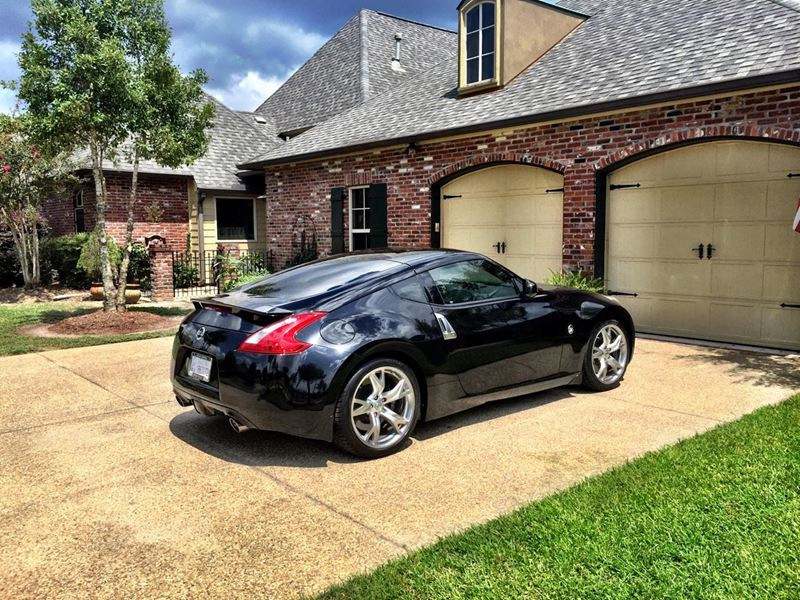 2009 nissan 370z for sale by owner in zachary la 70791. Black Bedroom Furniture Sets. Home Design Ideas