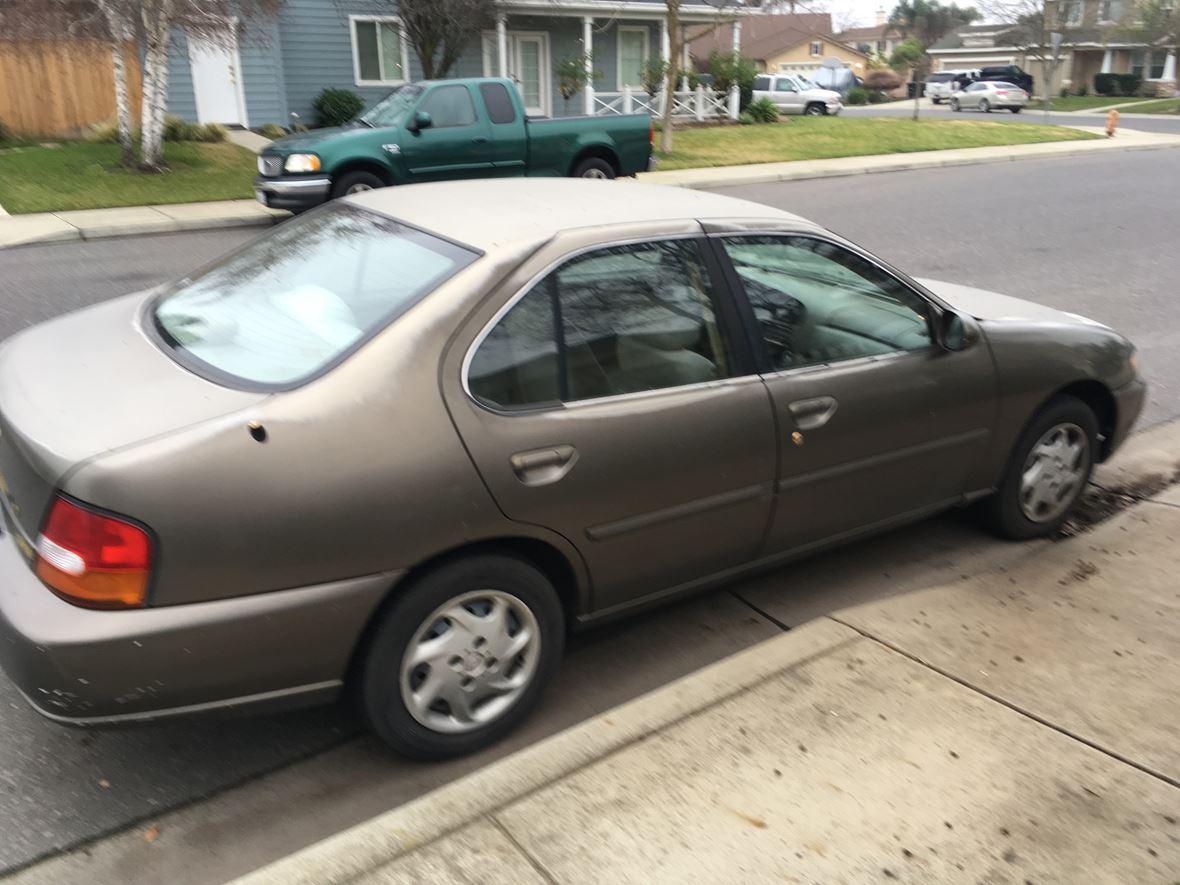 $1,400, 1999 Nissan Altima - Private Seller - Modesto new & used ...
